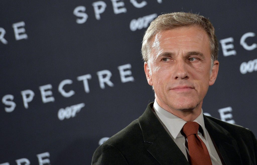 christoph waltz celebrity wide wallpapers
