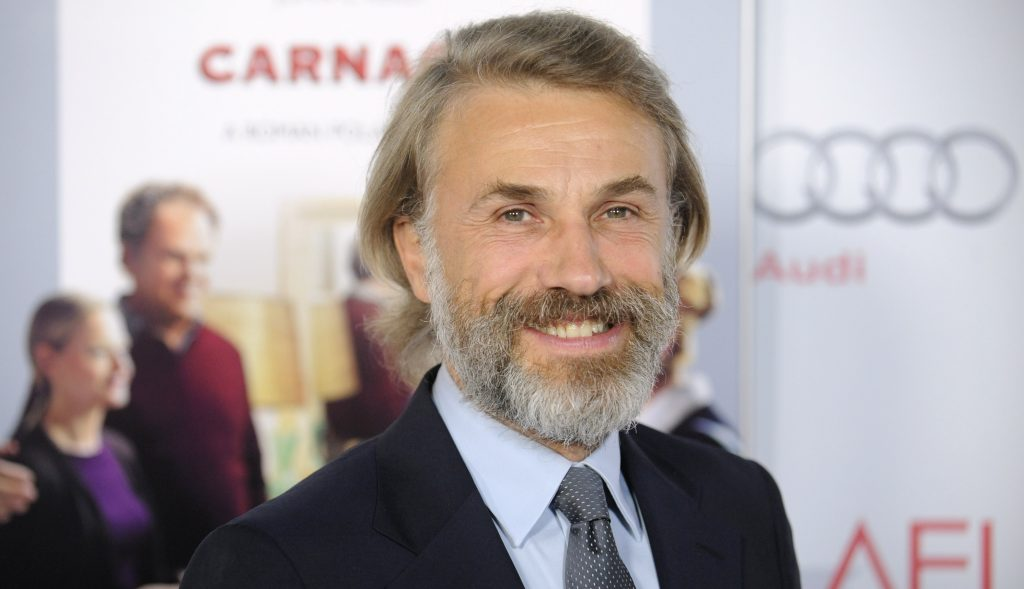 christoph waltz smile wallpapers