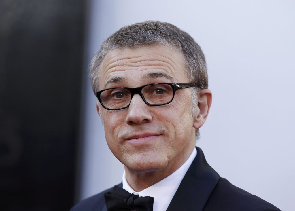 christoph waltz widescreen wallpapers