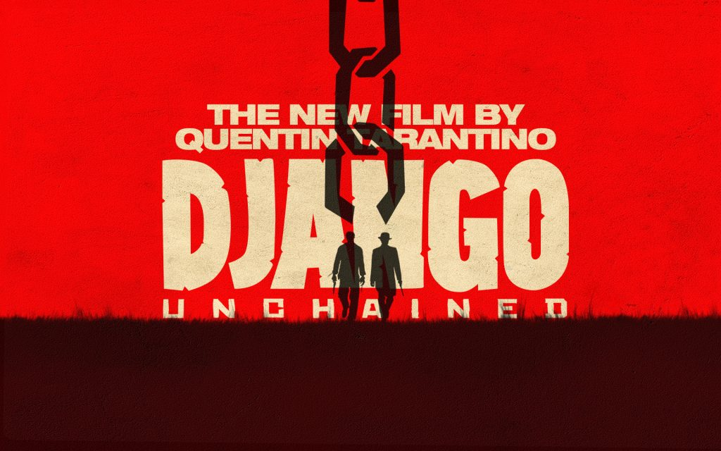 django unchained movie art wallpapers