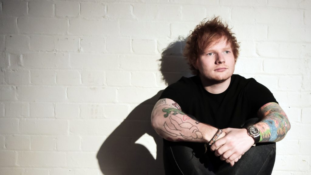 ed sheeran hd wallpapers
