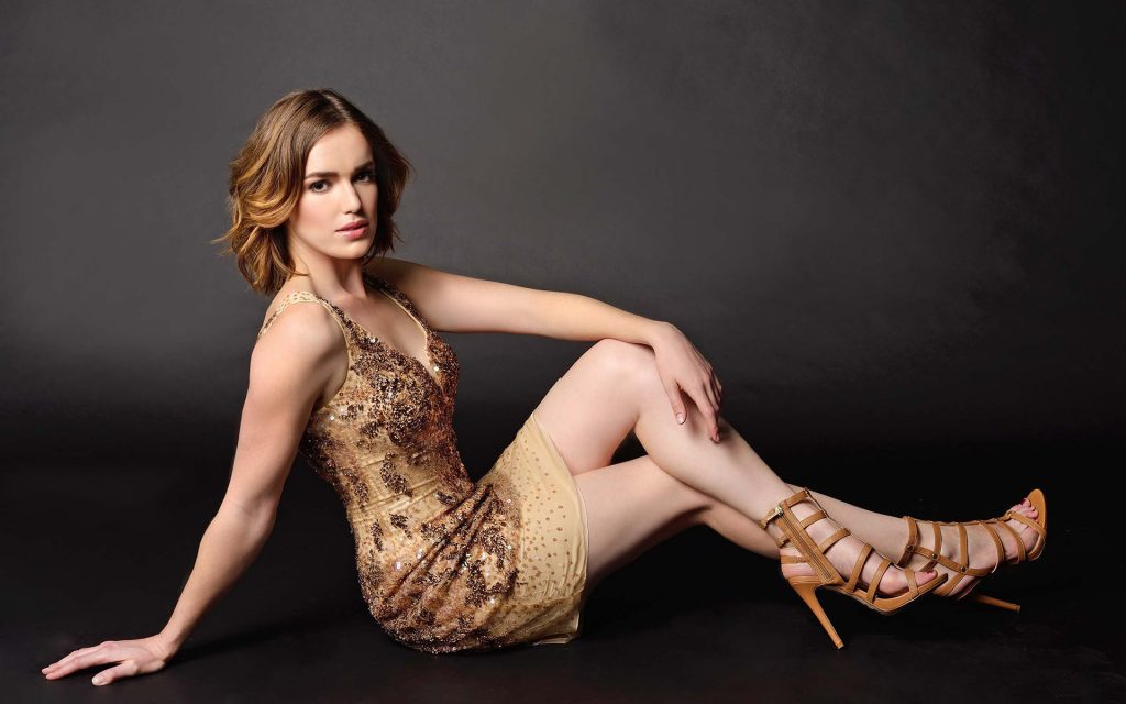 elizabeth henstridge desktop wallpapers