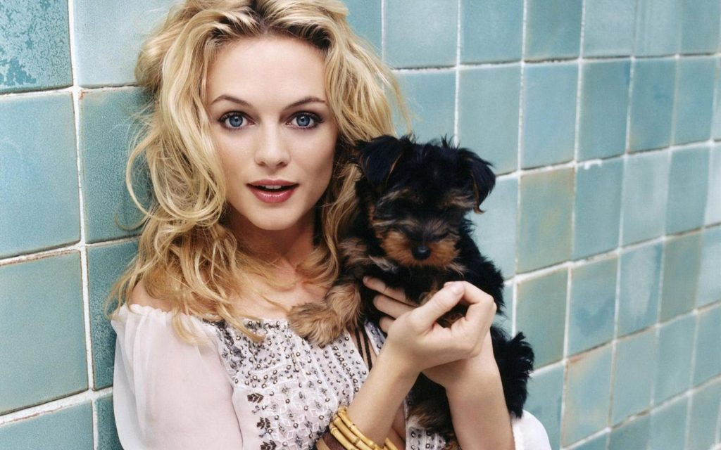 heather graham celebrity wallpapers