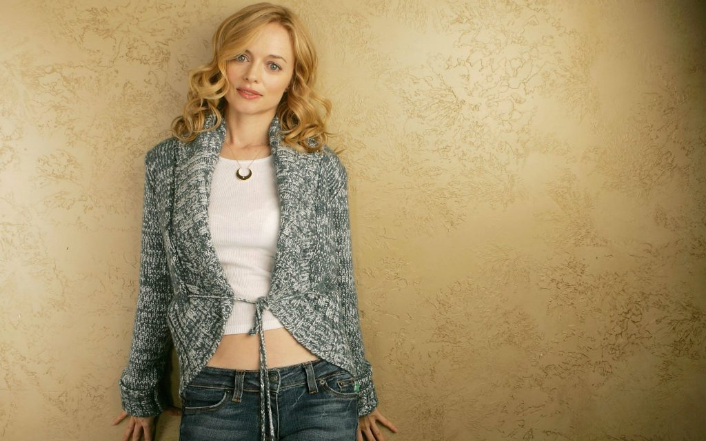 heather graham widescreen wallpapers