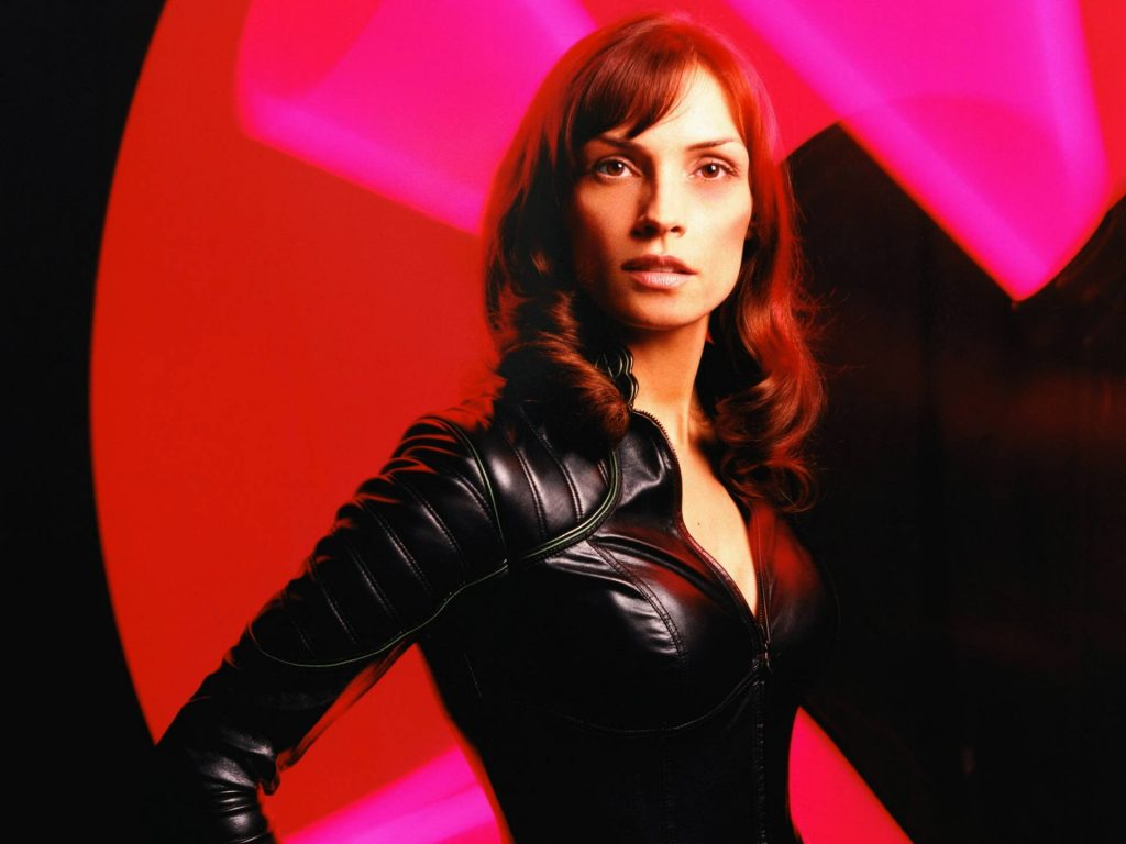 hot famke janssen actress wallpapers