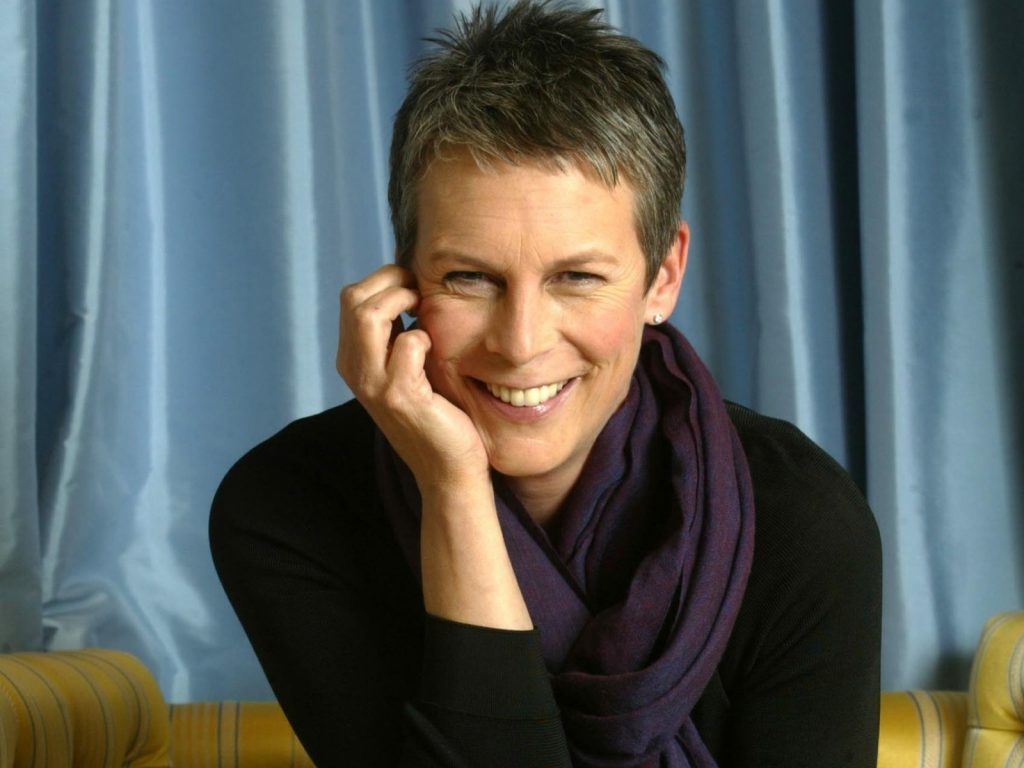 jamie lee curtis smile wallpapers