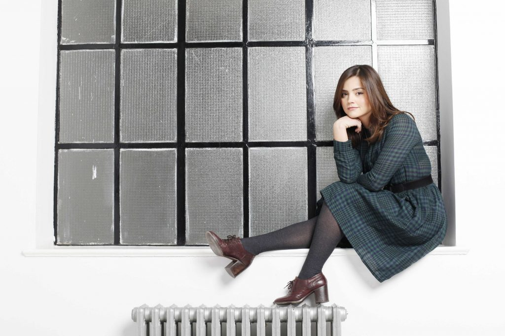 jenna coleman background wallpapers