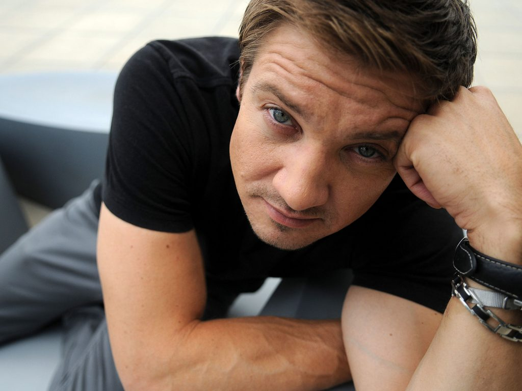 jeremy renner wide wallpapers