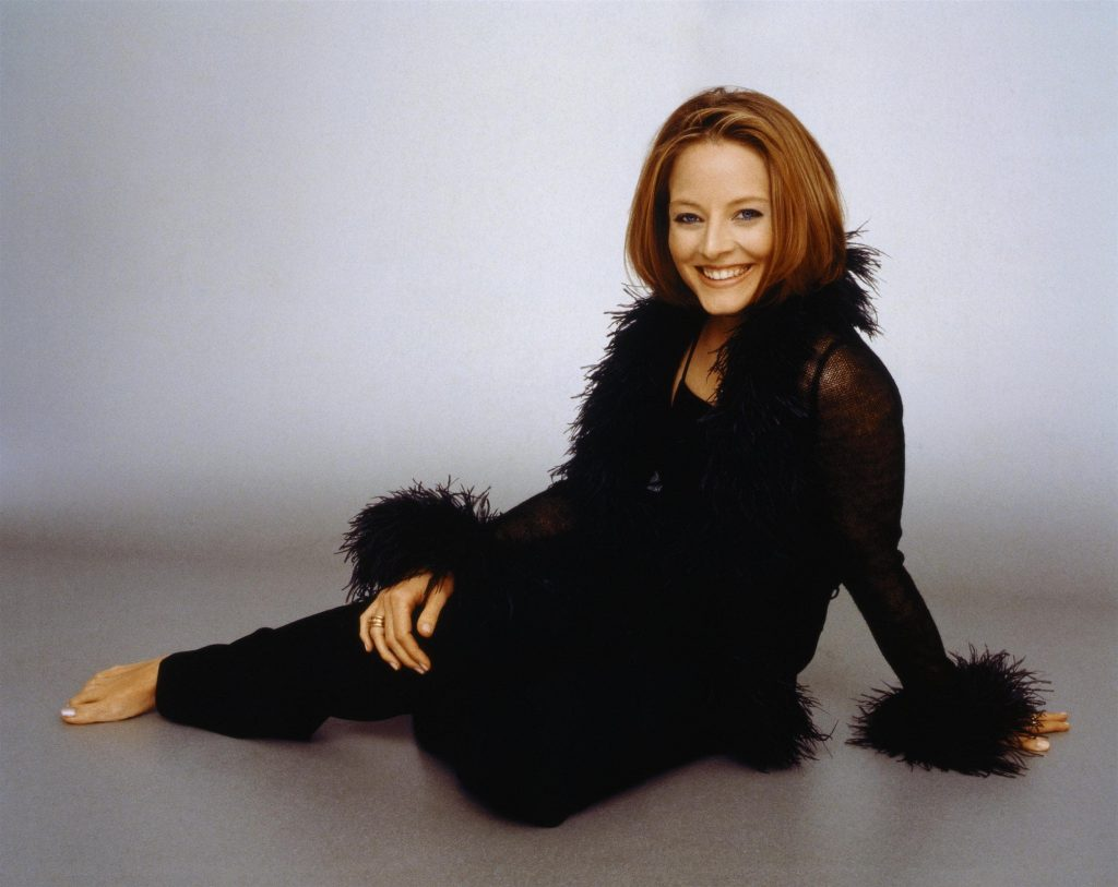 jodie foster smile wallpapers