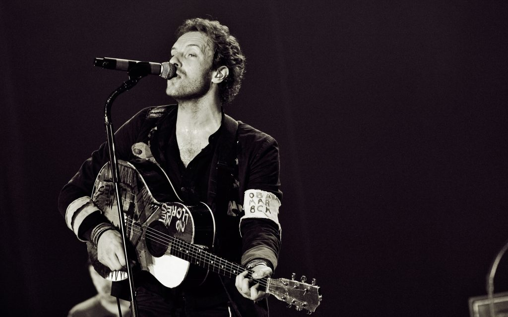 monochrome chris martin background wallpapers