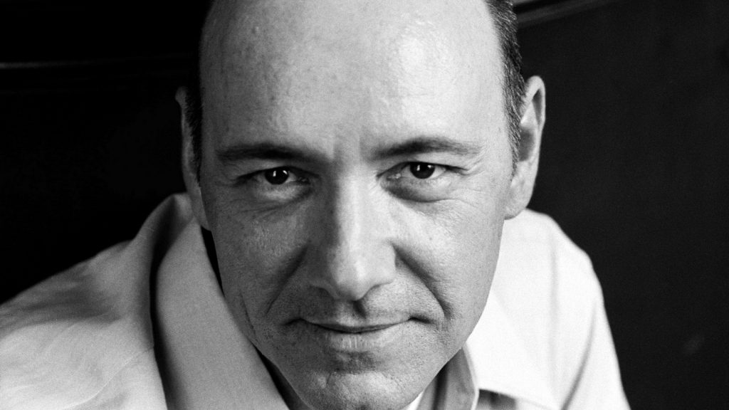 monochrome kevin spacey face wallpapers