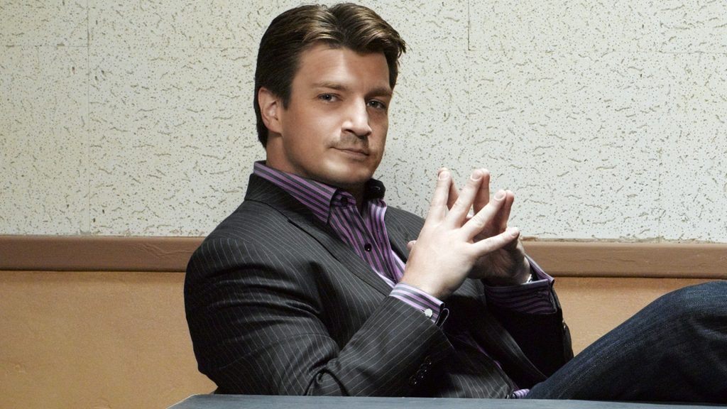nathan fillion celebrity wallpapers