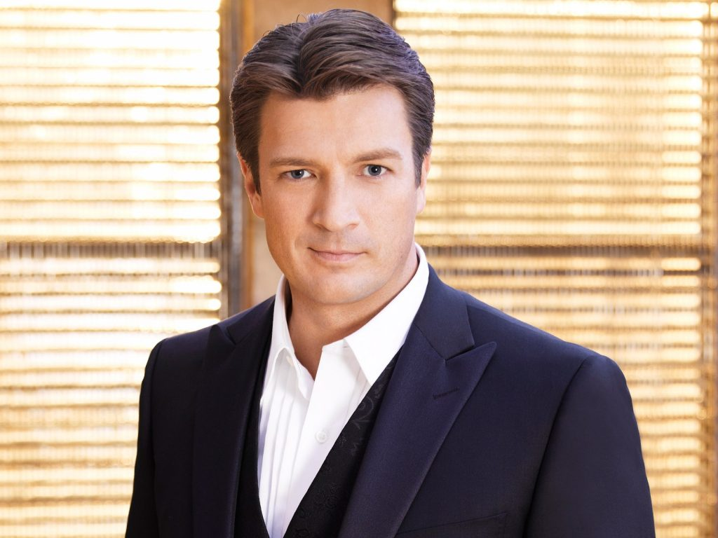 nathan fillion computer wallpapers