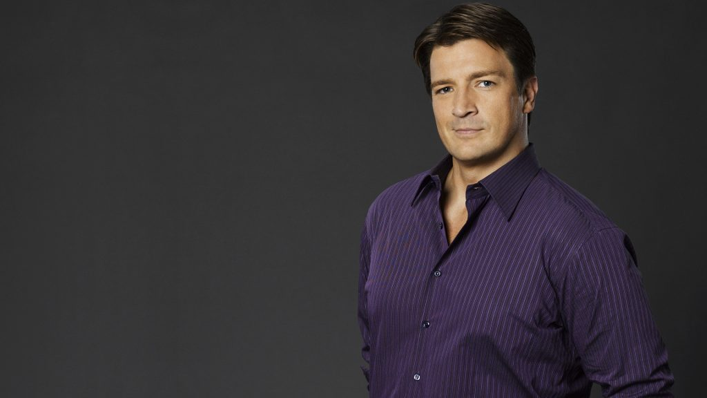 nathan fillion desktop wallpapers