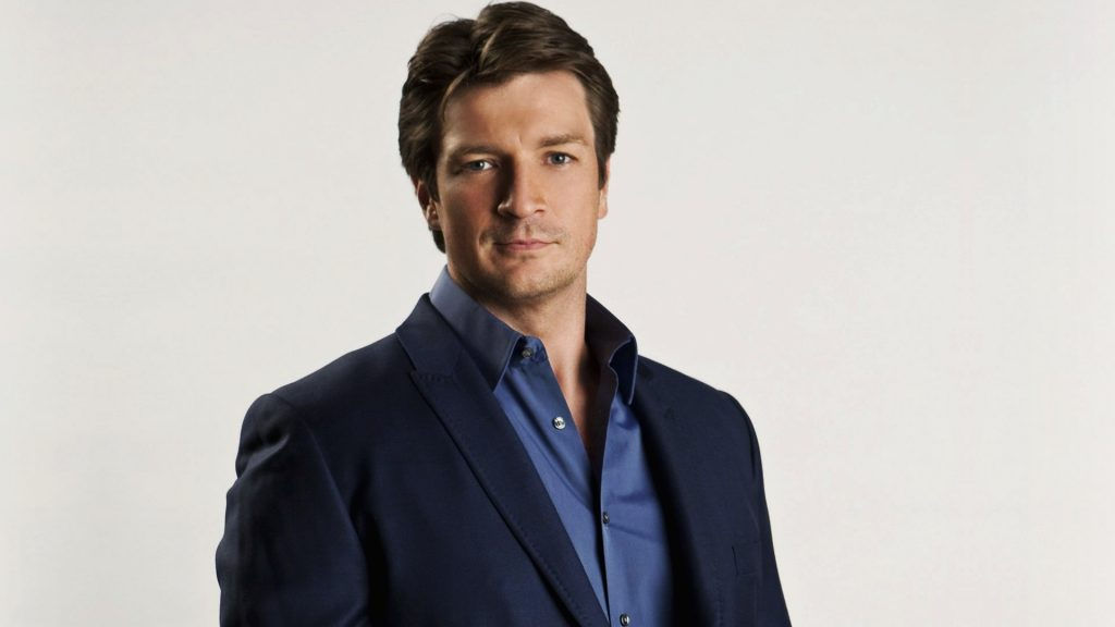 Nathan Fillion Wallpapers