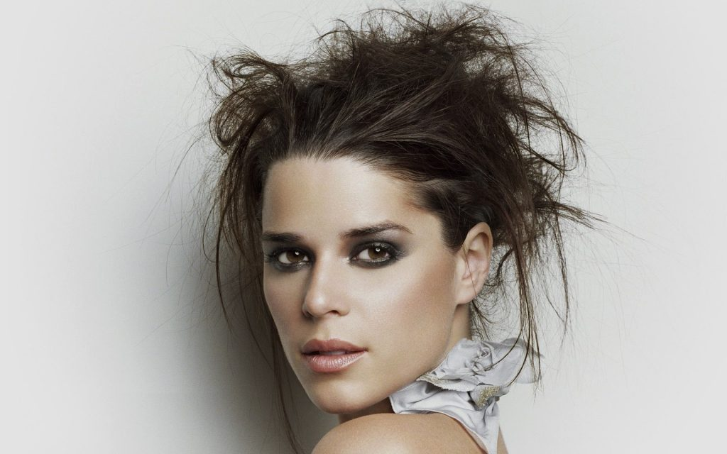neve campbell face wallpapers