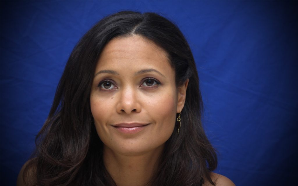 thandie newton face wallpapers