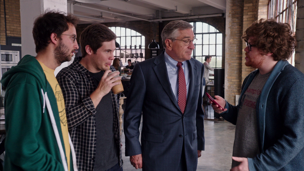the intern movie wallpapers