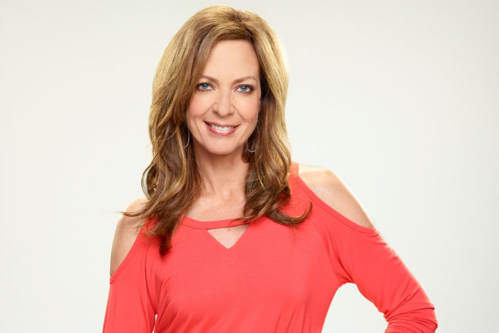 allison janney smile wallpapers