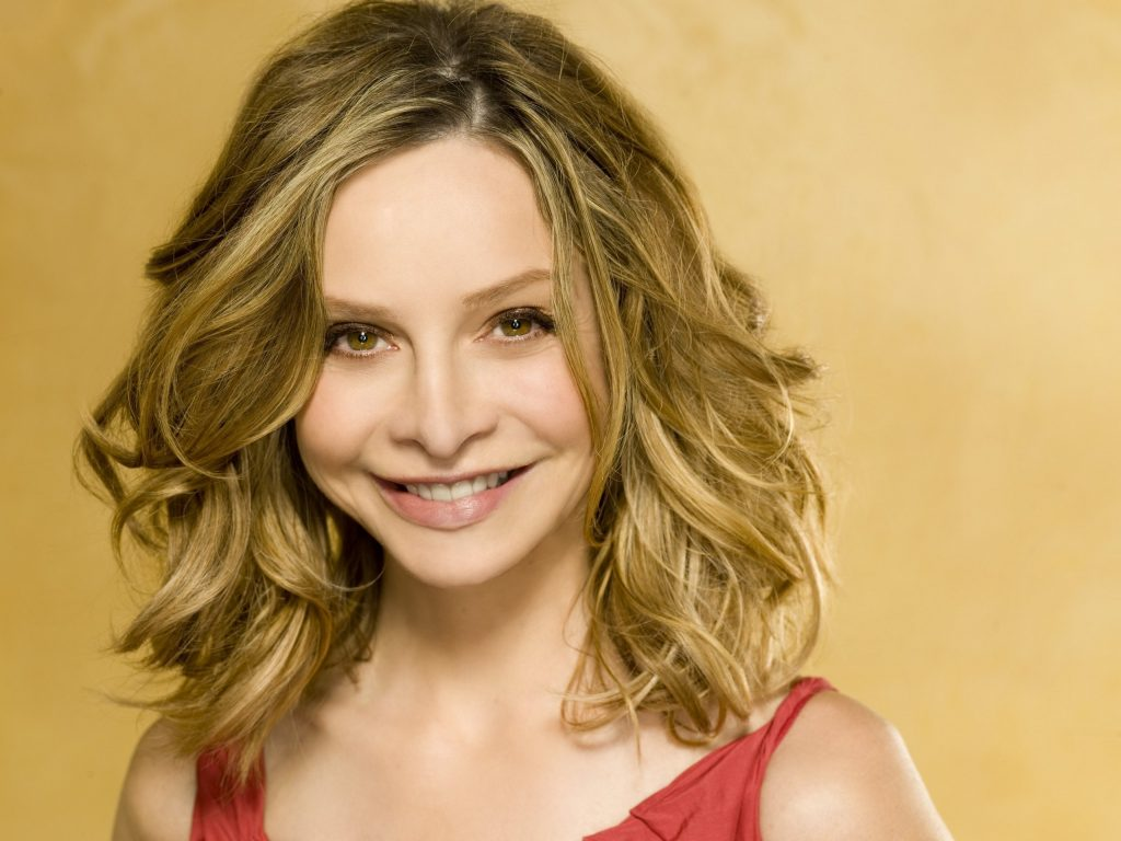 calista flockhart smile wallpapers