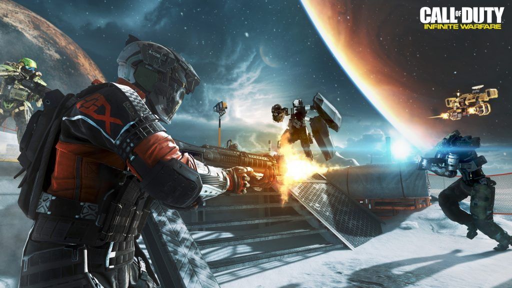call of duty infinite warfare game widescreen wallpapers