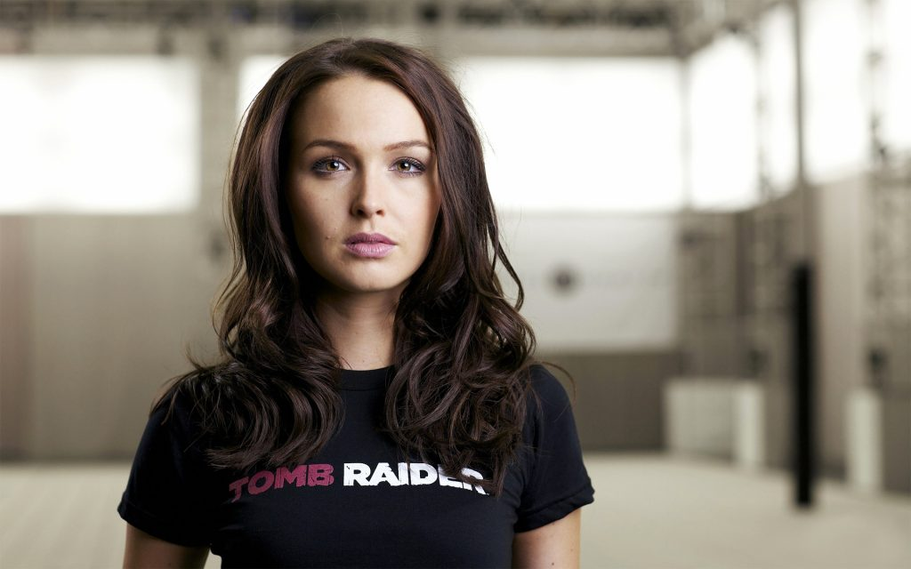 camilla luddington wallpapers