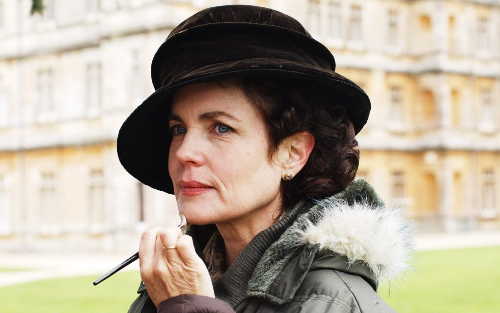elizabeth mcgovern actress wallpapers