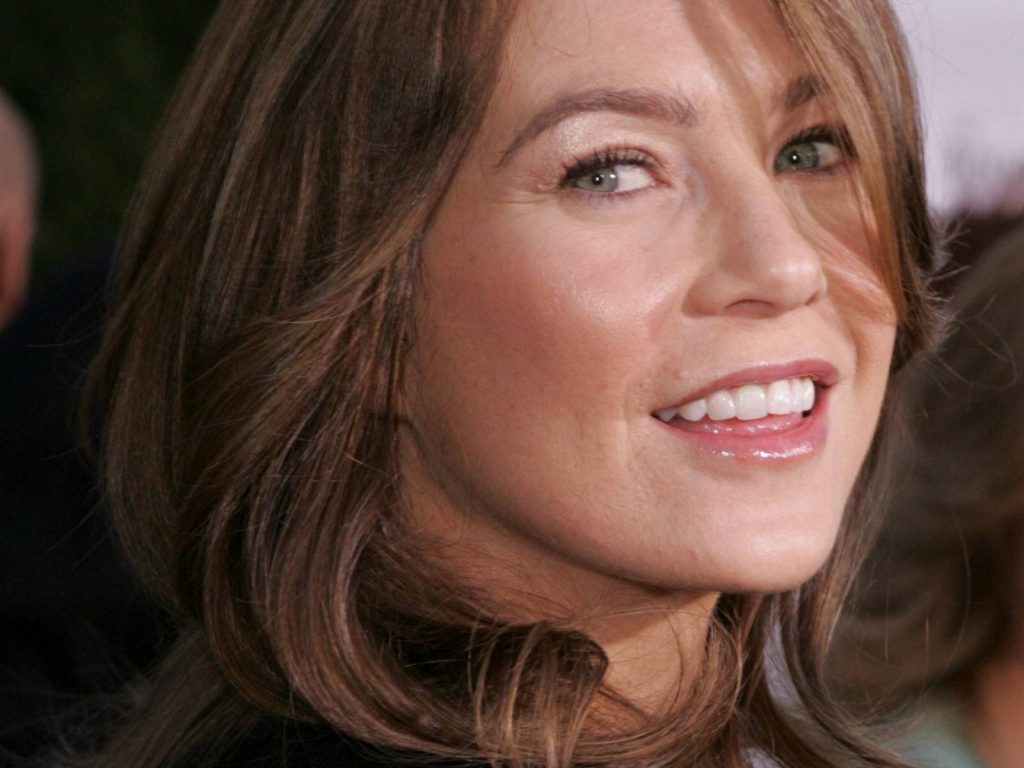 ellen pompeo face wallpapers