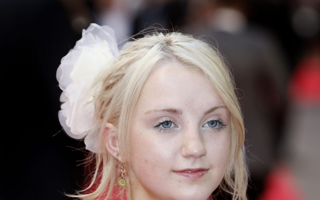 evanna lynch face wallpapers