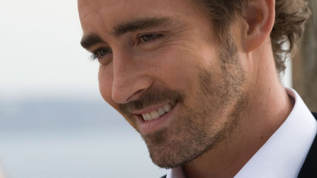 lee pace smile wallpapers