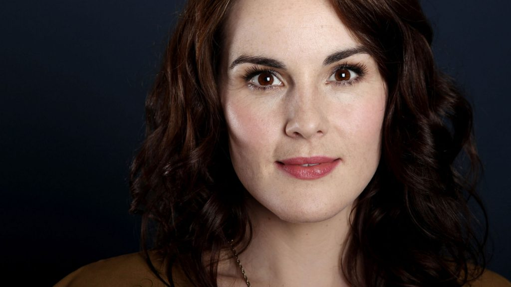 michelle dockery face wallpapers