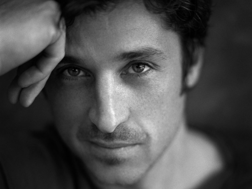 patrick dempsey face wallpapers