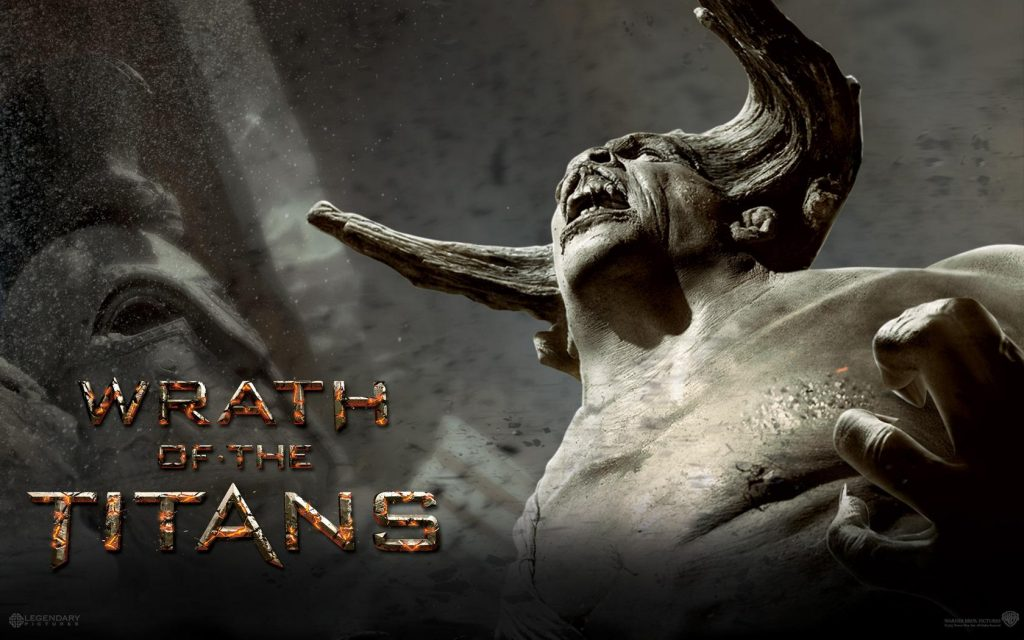 wrath of the titans computer wallpapers