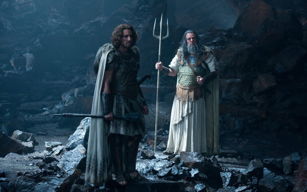 wrath of the titans movie computer wallpapers