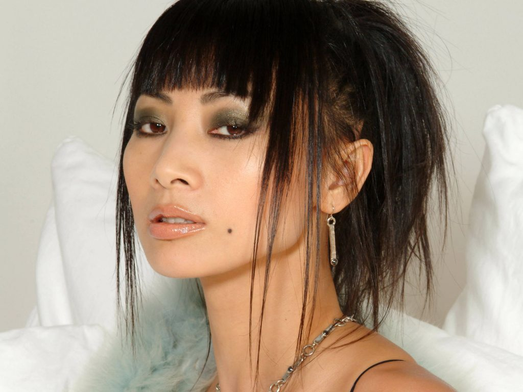 bai ling makeup pictures wallpapers