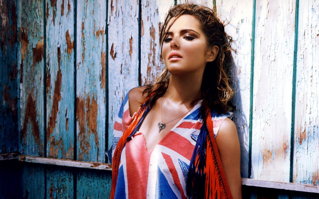 cheryl cole computer wallpapers