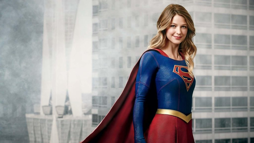 chyler leigh supergirl wallpapers