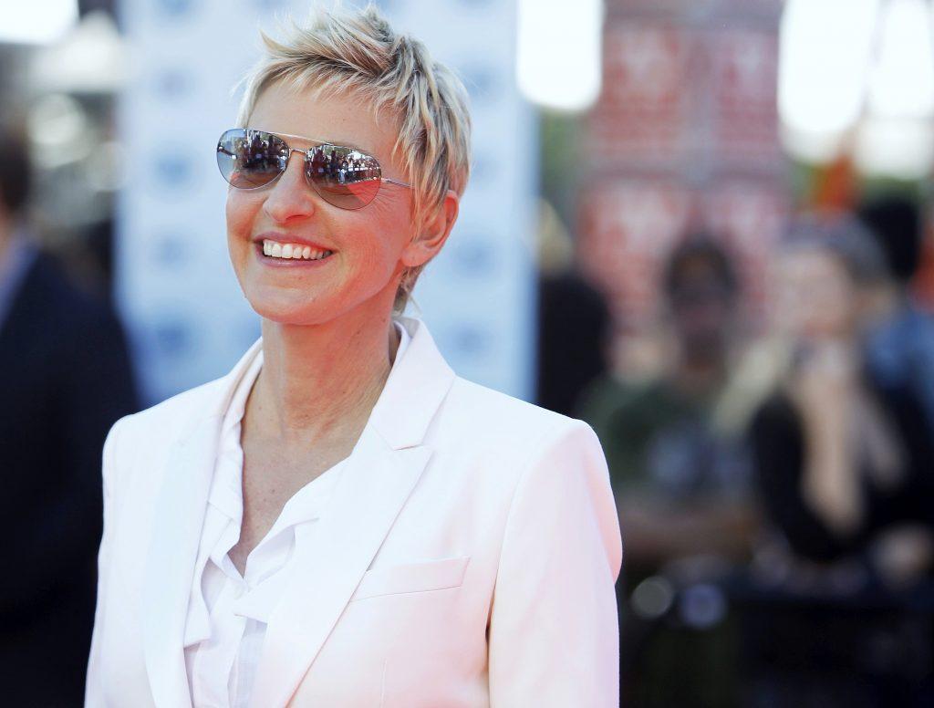 Ellen DeGeneres Wallpapers