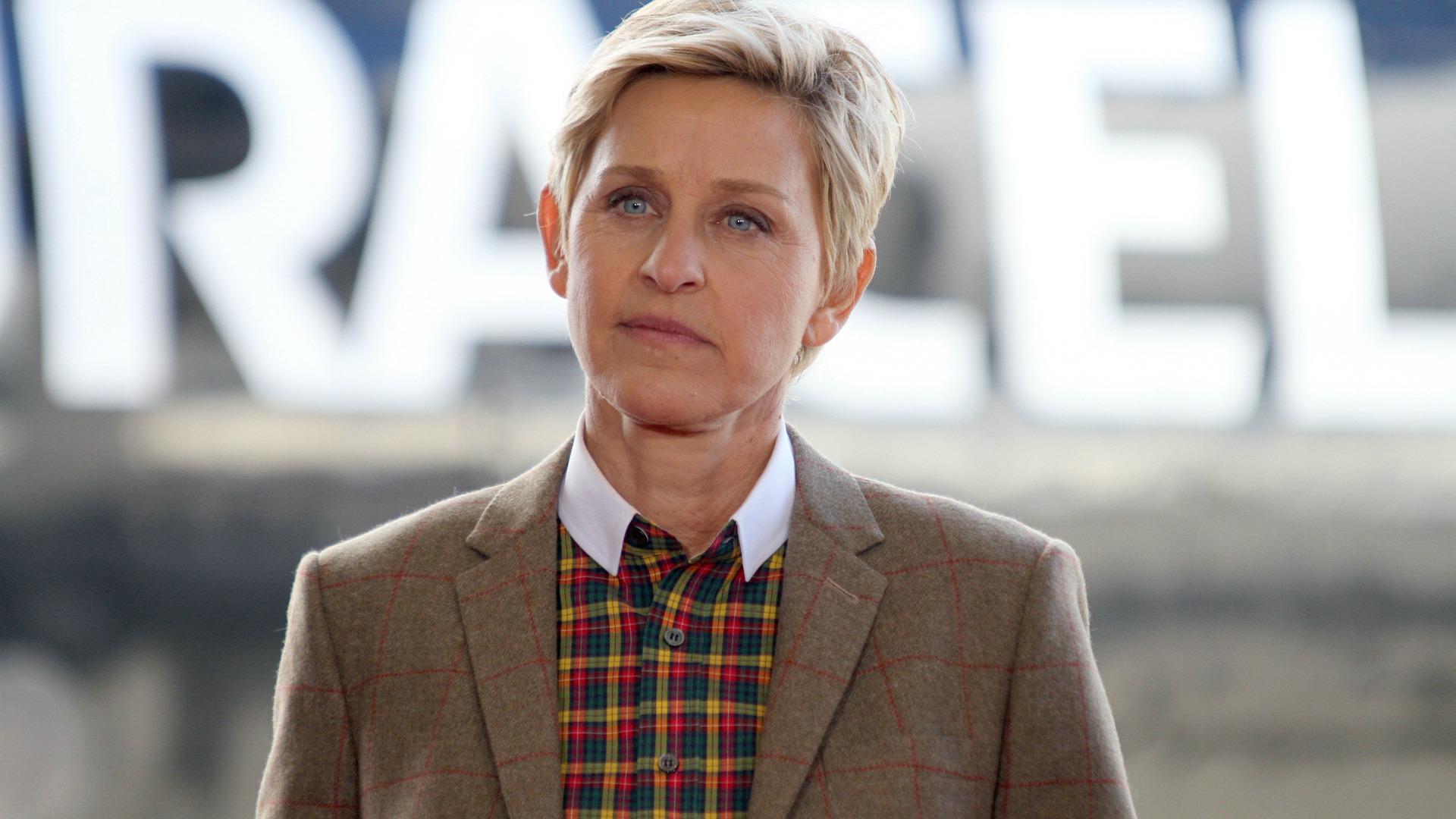 8 HD Ellen DeGeneres Wallpapers