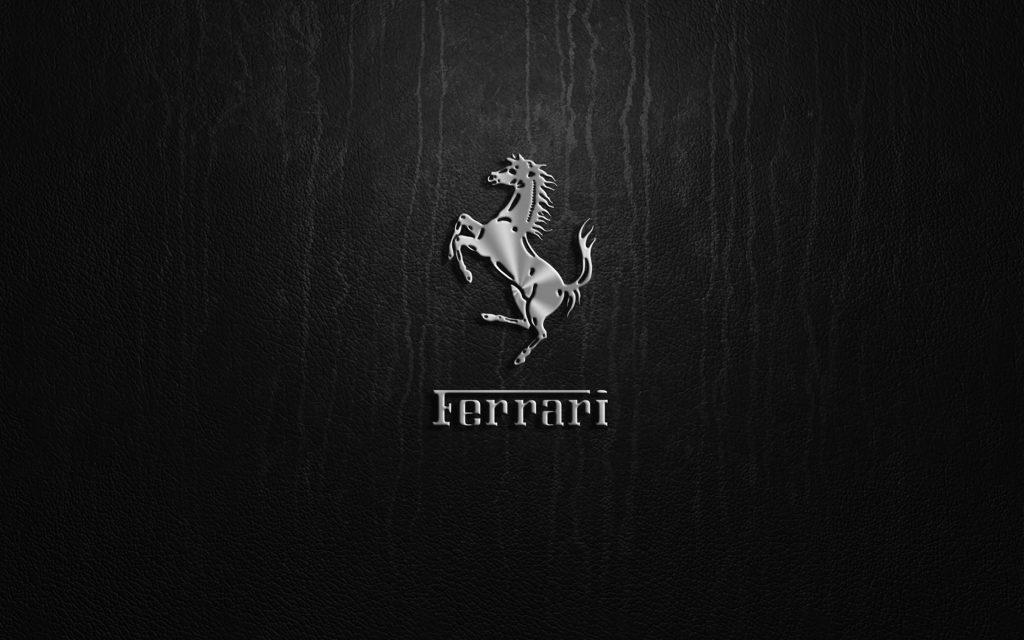 ferrari logo widescreen wallpapers