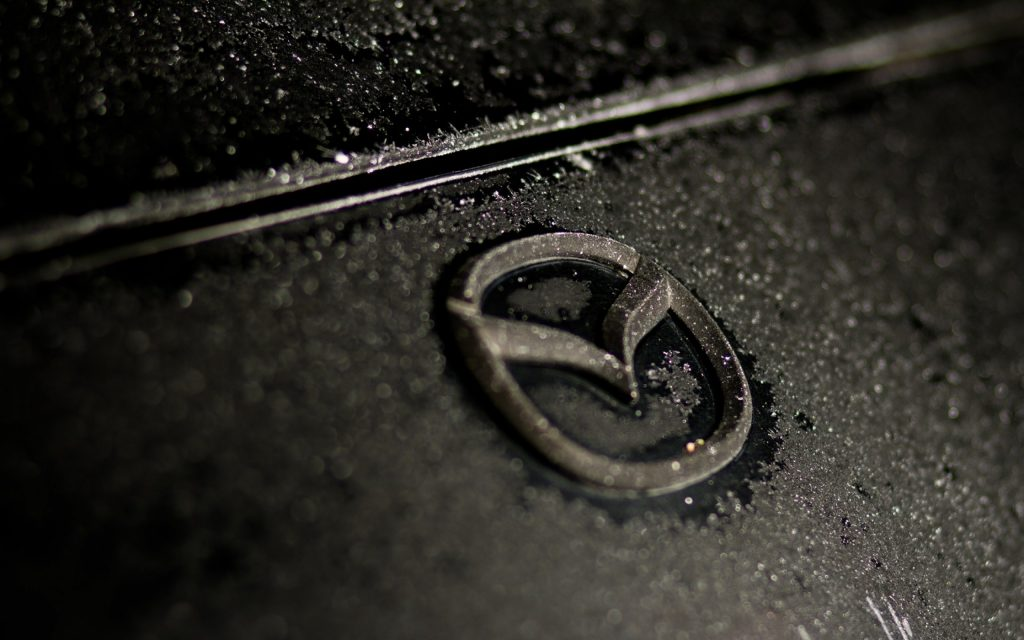 mazda logo wallpapers