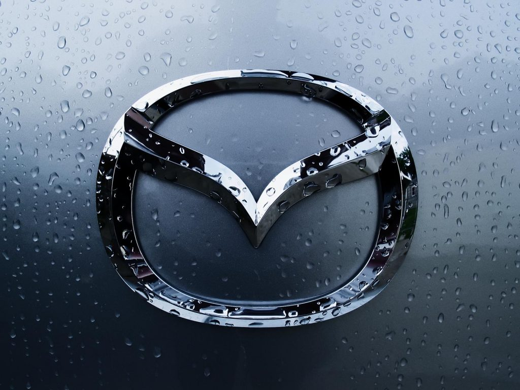 mazda logo photos wallpapers