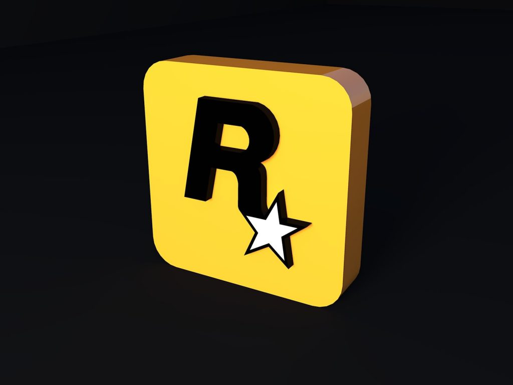 rockstar games logo wallpapers