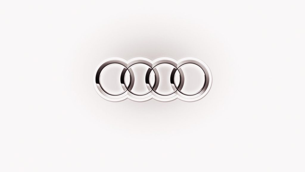 white audi logo wallpapers