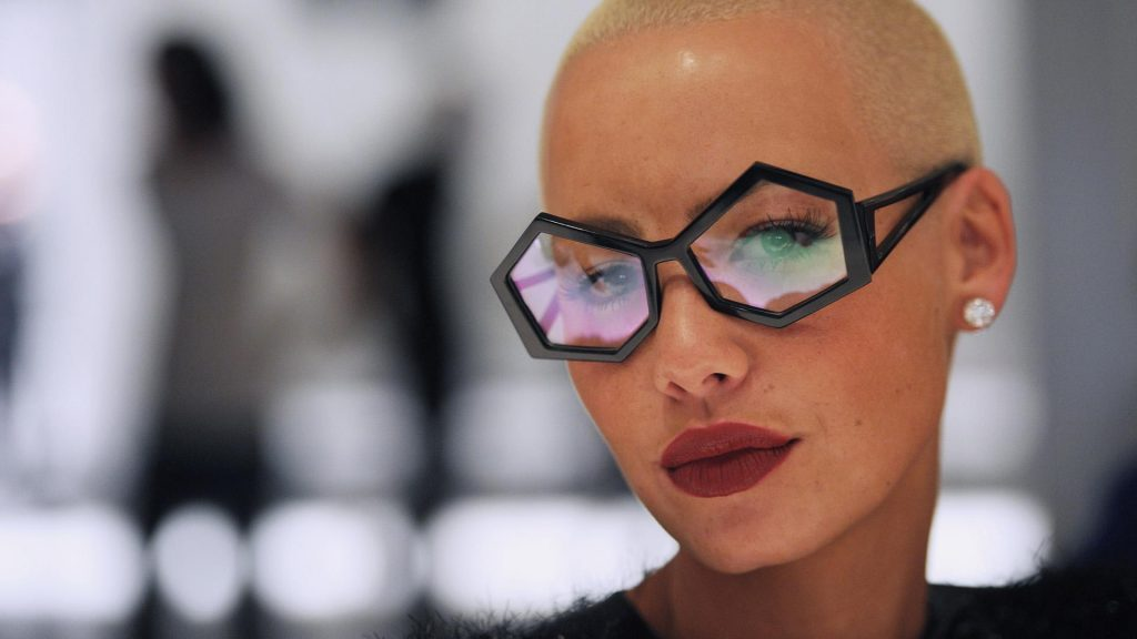 amber rose face hd wallpapers