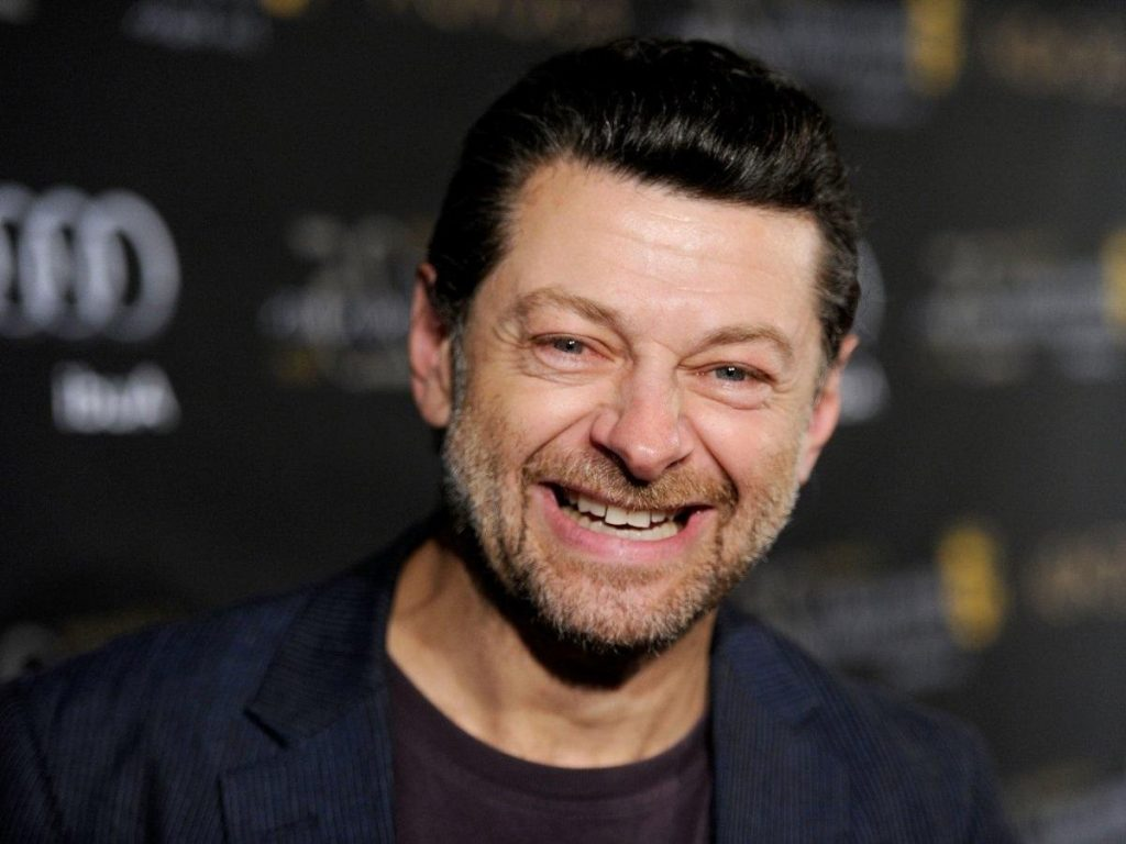 andy serkis smile photos wallpapers