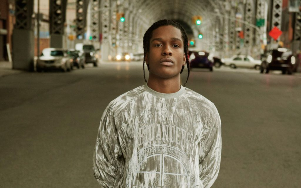 asap rocky wallpapers