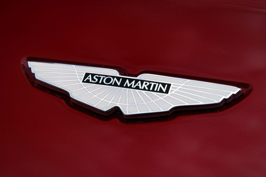 aston martin logo widescreen wallpapers