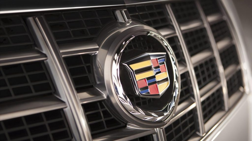 cadillac car logo hd wallpapers