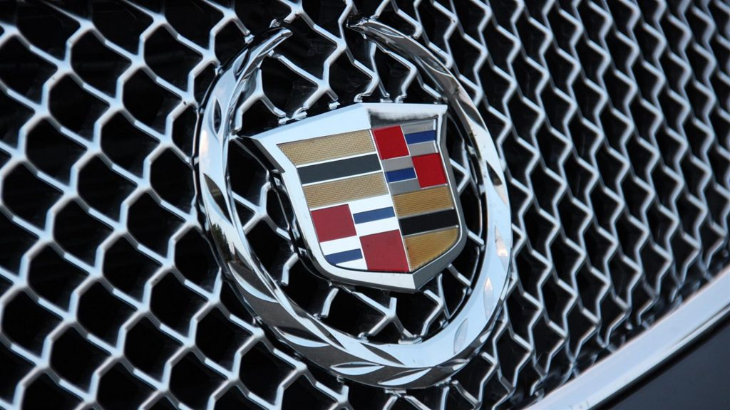 cadillac logo desktop hd wallpapers